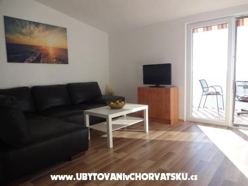 Apartmány Jena, Pisak - Brela Chorvátsko