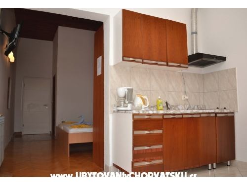 Appartements Jovic - Brela Croatie