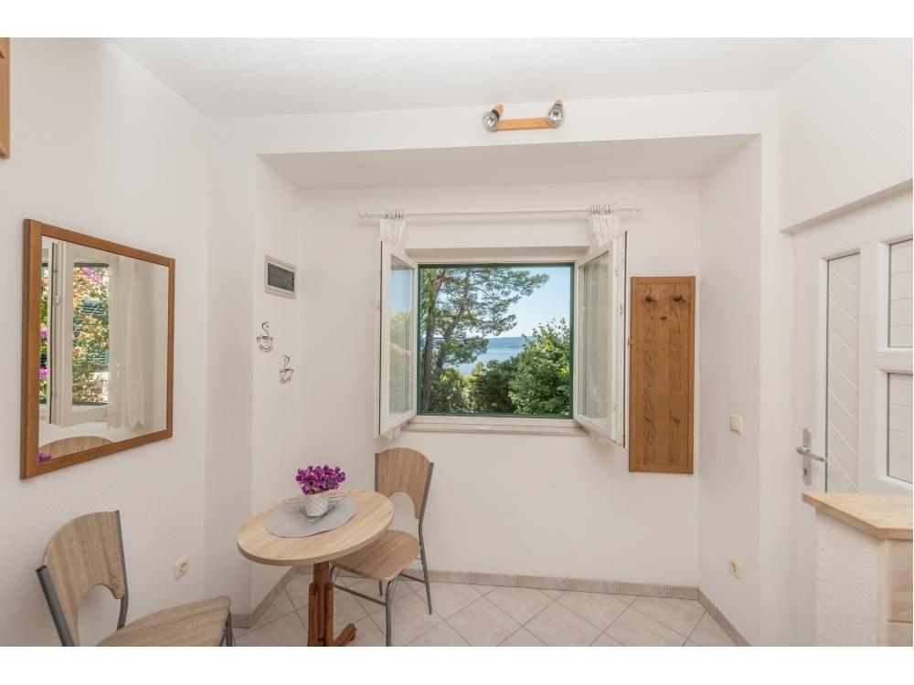 Apartmanok K i S Zelić - Brela Horvátország