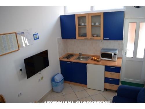 Apartmány LU-KA - Brela Chorvátsko