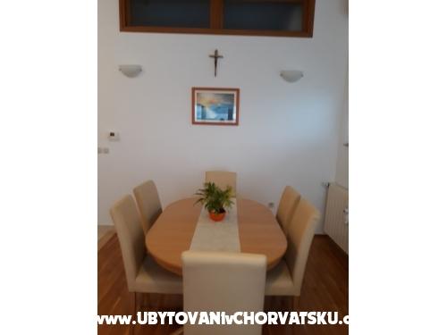 Apartmány Maraska i Anamaria - Brela Chorvatsko