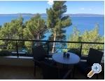 Appartements Marija - Brela Kroatien