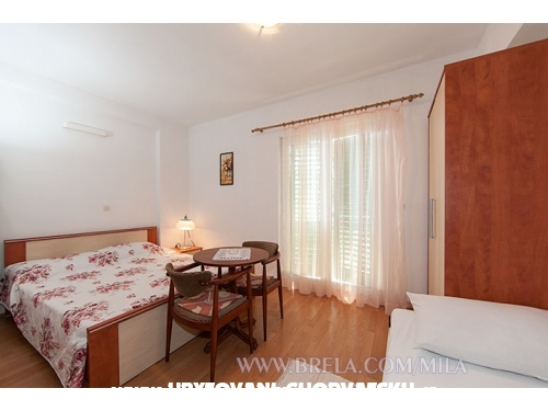 Apartments Mila - Brela Croatia