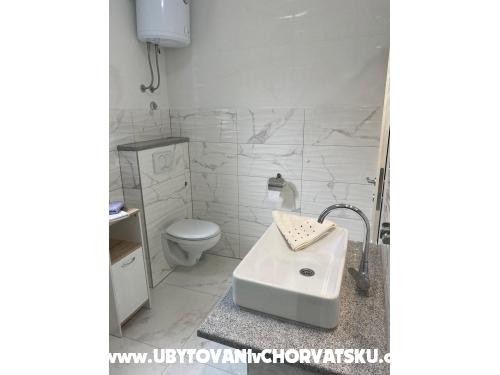Apartmány Nada Mustapić - Brela Chorvatsko
