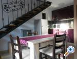 Appartements Nada Mustapić - Brela Croatie