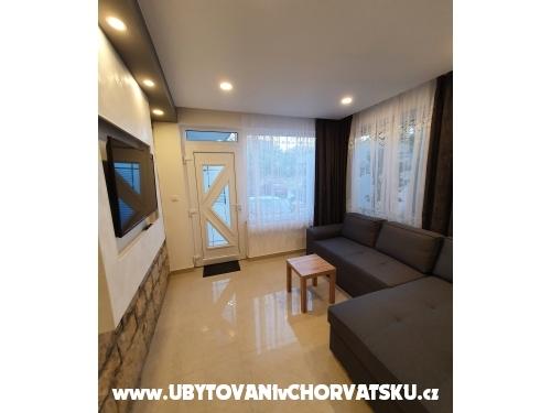 Apartmány Nela - Brela Chorvátsko