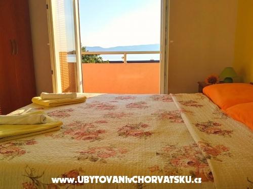 Apartmány Panorama - Brela Chorvátsko