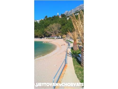 Apartamenty Panorama - Brela Chorwacja