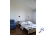 Apartmány R&G - Brela Chorvatsko