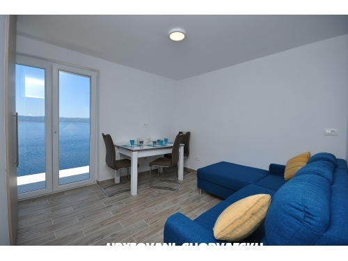 Appartements Rose - Brela Croatie