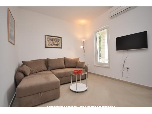 Apartmány Rose - Brela Chorvátsko