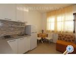Apartmány Ružica - Brela Chorvatsko