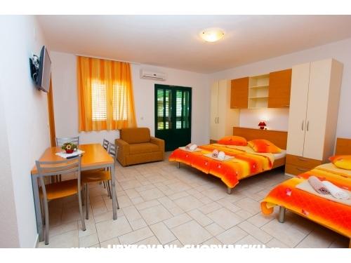 Apartmány Seferović - Brela Chorvátsko