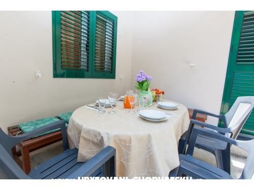 Appartements Seferovi� - Brela Croatie
