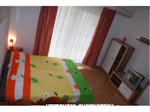 Appartements Toma� - Brela - Brela Croatie