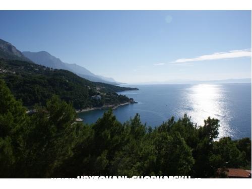 Appartamenti Toma� - Brela - Brela Croazia