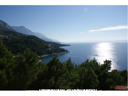 апартаменты Toma� - Brela - Brela Хорватия