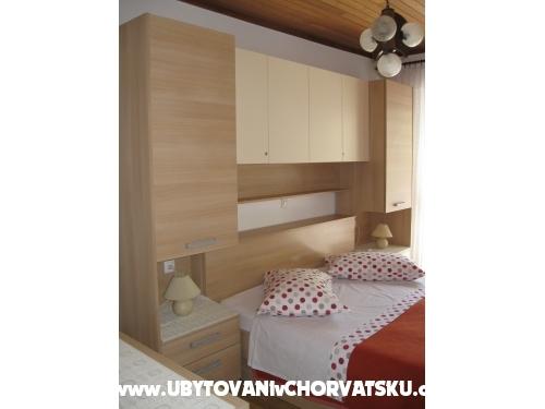 Apartmány Ursić Žarko - Brela Chorvátsko