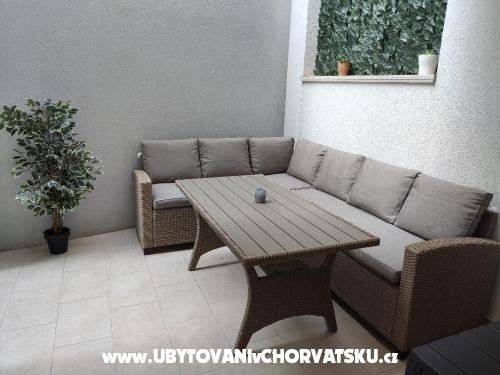 Appartements Vale - Brela Croatie
