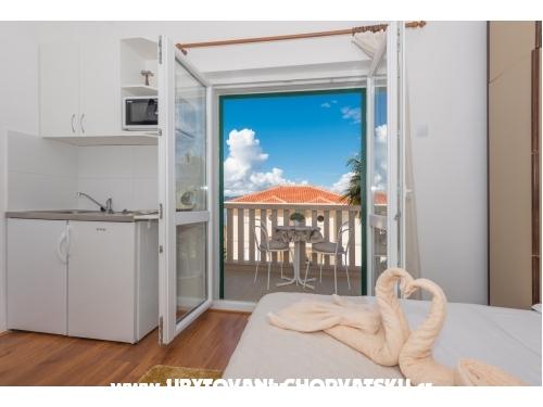 Apartmani Vera i Ćiro Novak - Brela Hrvatska