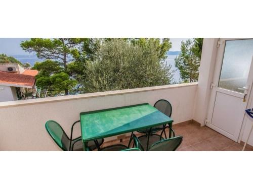 Apartmaji Vesna  - Brela - Brela Hrvaška