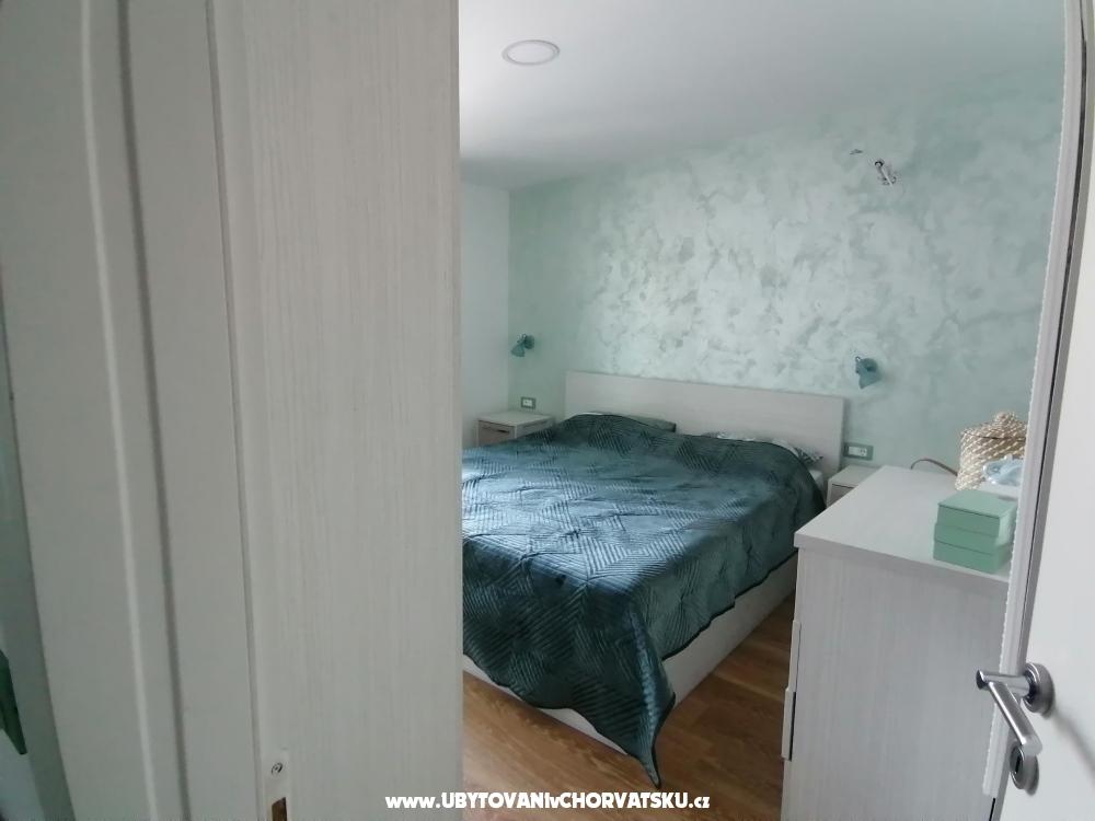 Apartm�ny Vesna - Brela Chorvatsko