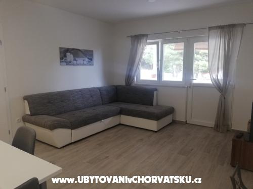 Apartmány Vesna  - Brela - Brela Chorvátsko