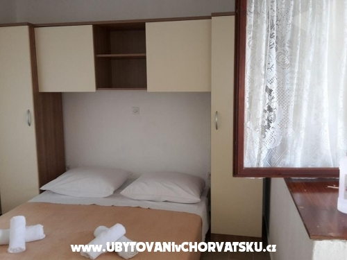 Appartements Vila Stipuka - Brela Croatie