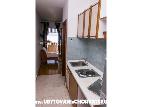 Apartmány Villa Antonio - Brela Chorvatsko