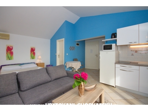 Appartements Villa Porat - Brela Kroatien