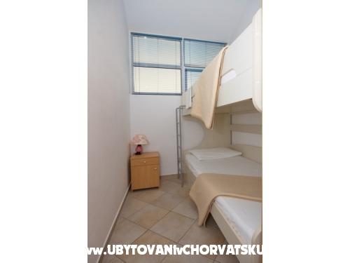 Apartamenty Villa Porat - Brela Chorwacja