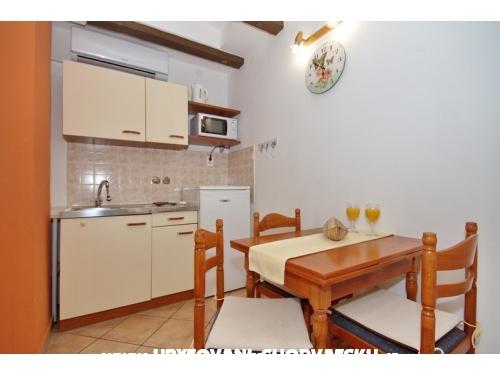 Apartmány Villa Porat - Brela Chorvatsko