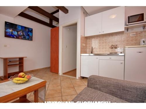 Apartmány Villa Porat - Brela Chorvátsko