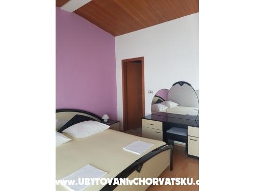 Apartmán Macan - Brela Chorvátsko