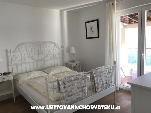 Apartmáns Villa Antares - Brela Chorvatsko