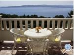 Appartements Belvedere - Brela Kroatien