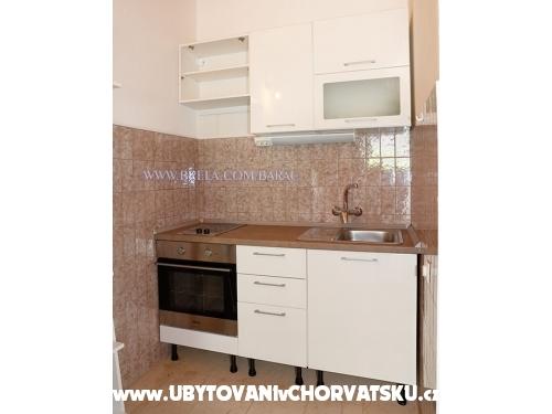 Apartmány Vanja - Brela Chorvatsko