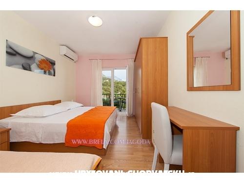 Apartmaji Jagoda - Brela Hrvaška