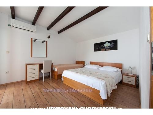 Apartmani Jagoda - Brela Hrvatska