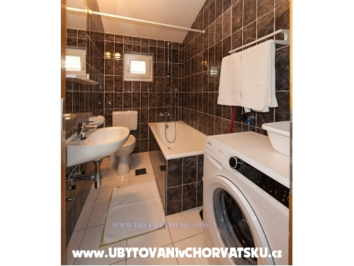 Apartamenty Jagoda - Brela Chorwacja