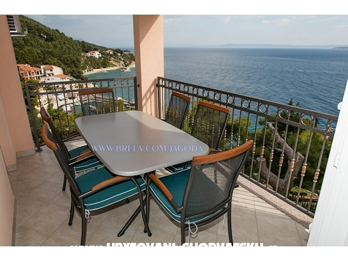 Apartments Jagoda - Brela Croatia