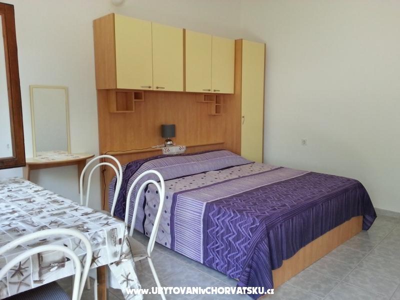 Apartmány Kiwi - Brela Chorvátsko