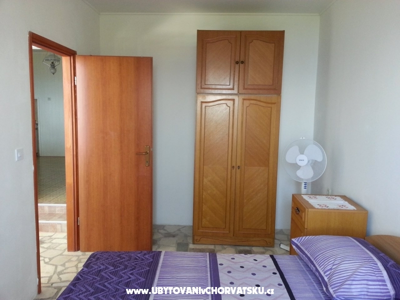 Appartements Kiwi  & Olive - Brela Croatie