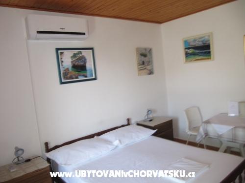 Appartements Pikolo - Brela Croatie