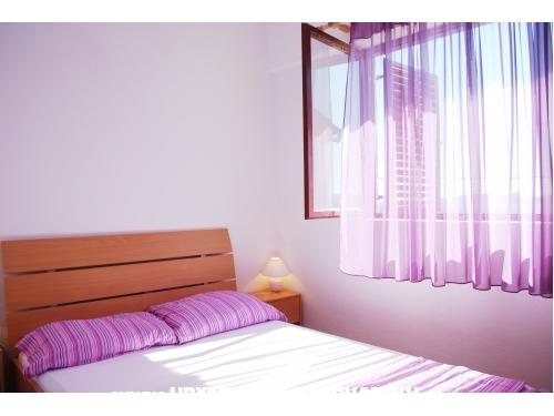 Apartmány ARIA - Brela Chorvátsko