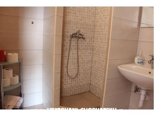 Appartementen ARIA - Brela Kroatië