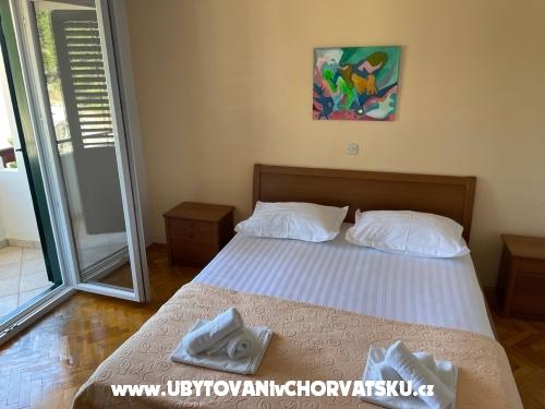Apartmány Ursus - Brela Chorvatsko