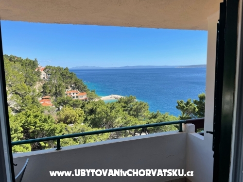 Apartments Ursus - Brela Croatia
