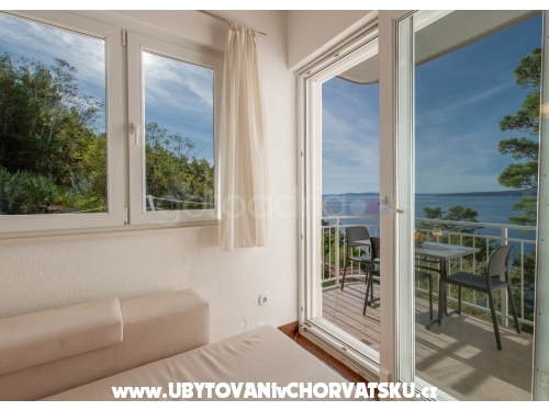 Beachview Apartments/Free parking - Brela Croatia