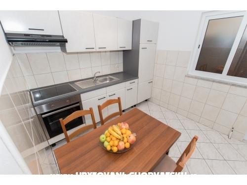 Apartmány BRBLAZ - Brela Chorvatsko
